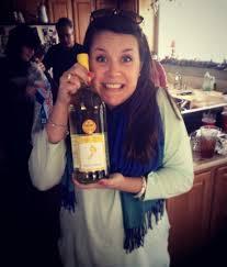 you might be a wino if la la lisette