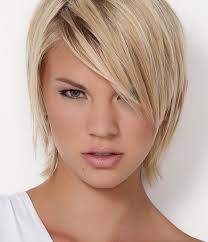 short layered haircuts for round faces best haircuts for round fat