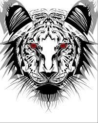tribal tiger sharingan by auronff10 on deviantart