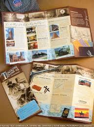 travel brochure template for students 30 killer travel brochure template designs