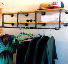Laundry Room Hangers - wardrobe racks interesting double clothes hangers double clothes