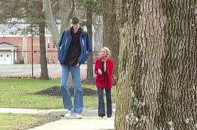 this 7 foot 7 high basketball player is taller than