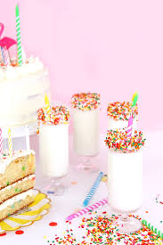 birthday drink birthday cake mocktail recipe
