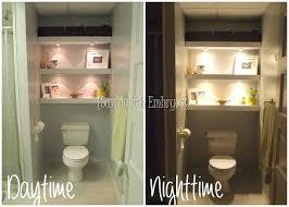 bathroom shelves over toilet cyberclara com