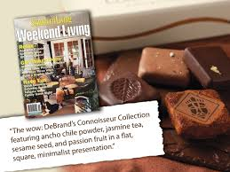 press debrand fine chocolates