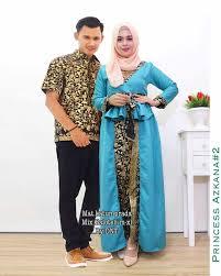 desain baju batik untuk acara resmi setelan model baju batik couple batik sarimbit azkana untuk acara