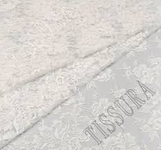 Wedding Dress Fabric Bridal Lace Fabrics Stretch Chantilly Corded And Guipure Lace