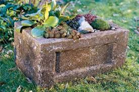 How To Make Planters by How To Make A Garden Trough Hypertufa Planter 9 Steps With