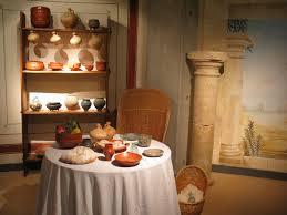 cuisine antique romaine accueil musée archéologique d argentomagus marcel 36