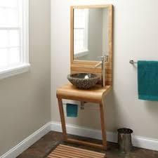 teak bathroom shelf http epochjournal org pinterest teak