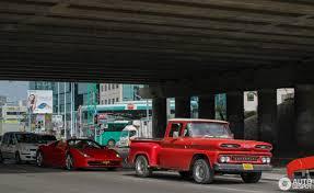 ferrari pickup truck ferrari 458 spider 1 april 2017 autogespot