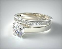 wedding rings sets wedding ring set wedding ring sets womens blushingblonde