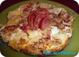 recette de cuisine weight watchers recette de tortilla aux légumes weight watchers propoints
