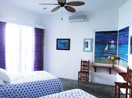 2 bedroom caribbean ocean villa with homeaway isla mujeres 2nd br with beautiful mural and amazing caribbean view
