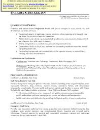 resume proficiencies examples patient advocate resume sample free resume example and writing new nurse resume template new nurse resume template mdxar unforgettable intensive care nurse resume examples to