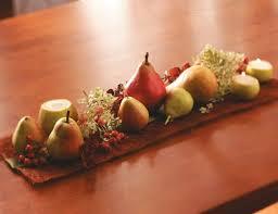 diy thanksgiving décor fresh fruit centerpieces photomojo