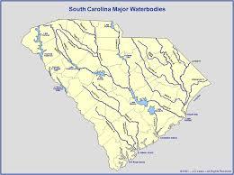 South Carolina lakes images South carolina rivers map georgia map jpg