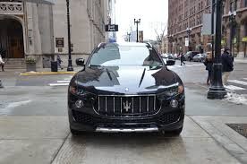 suv maserati price 2017 maserati levante stock 28509 c for sale near chicago il