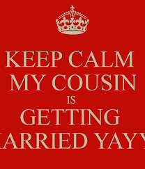 Getting Married Quotes Quotes About My Cousin Getting Married 16 Quotes