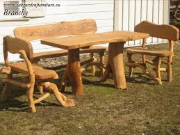 Rustic Patio Furniture Sets by 45 Best Rustic Outdoors Furnishings Images On Pinterest