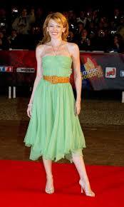 kylie minogue u0027s amazing fashion evolution look