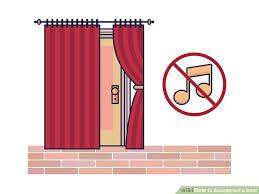 Soundproof Interior Door 3 Ways To Soundproof A Door Wikihow