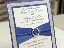 royal blue wedding invitations blue wedding invitations cheap royal blue diy wedding invitation