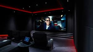 bespoke home cinema room commissioned janes architectural