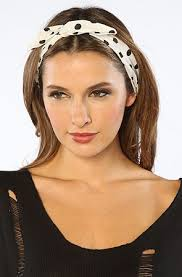 wire headband karmaloop accessories boutique the polka dot picnic wire headband