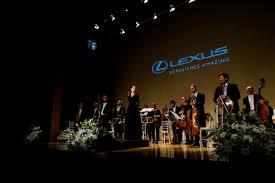 lexus zaragoza ocasion lexus e inma shara concierto privado y exclusivo newsmotor info
