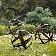 steel garden ornaments nz corten steel garden ornaments steel