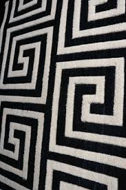 Black And White Area Rugs For Sale Wool Viscose Blend Carpet Rugs Wall Installation Walls And