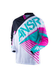 youth girls motocross gear 10 best ansr dirt bike jerseys images on pinterest dirtbikes