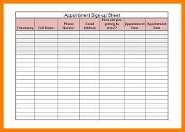 Sign Up Sheet Template For Word Sign Up Sheet Template Word 100 Images Volunteer Sign Up