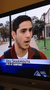 Funny Arab Memes - person from my school gets on the news uses fake arab name wasn t