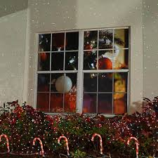 window wonderland deluxe indoor projector with 6 bonus videos