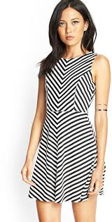 forever 21 chevron striped cutout dress where to buy u0026 how to wear