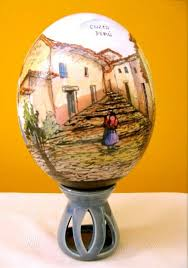 painted ostrich eggs for sale 17 best ostrich eggs images on easter eggs egg and eggs