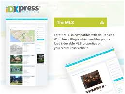 Real Estate Websites Templates Wordpress by Estatemls Material Design Real Estate Mls Theme By Themes
