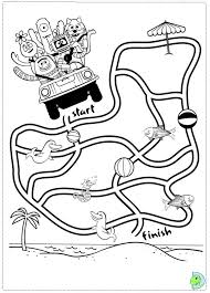 yo gabba gabba coloring dinokids org