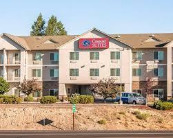 Comfort Inn Suites Airport And Expo Comfort Suites Redmond Airport U2013 Redmond Or Hotel
