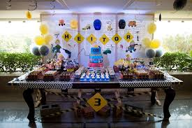 kara u0027s party ideas bob builder themed birthday party ideas