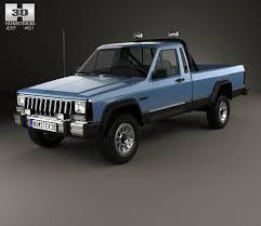 1988 jeep comanche interior jeep comanche mj 1984 3d model hum3d
