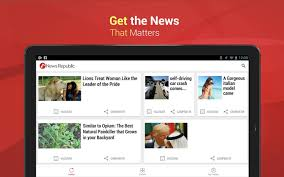news republic breaking news u0026 local news for free android apps