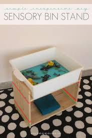 how to build a sensory table 162 best juego sensorial images on pinterest sensory play sensory