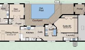 Courtyard Plans 14 Cool Spanish House Plans With Inner Courtyard Home Building