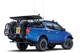 mitsubishi mini pickup mitsubishi l200 desert warrior is ready to slay some sand motor