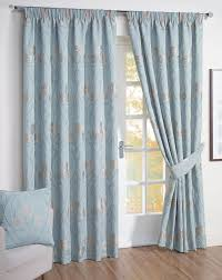 15 best collection of ready made curtains for bay windows