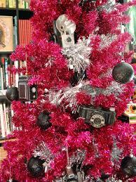 10 totally outrageous retro christmas trees vintage cameras