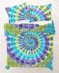 Tie Dye Comforter Set Tie Dye Bedding Sets Home Beds Decoration